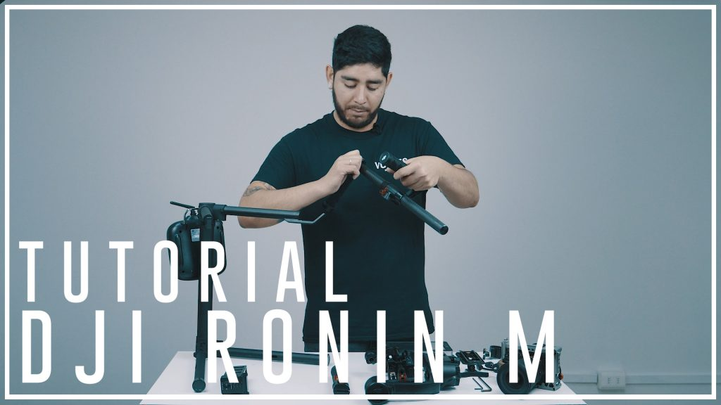 Tutorial DJI Ronin M